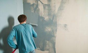 maling i hjemmet